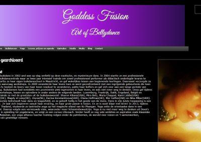 Goddess Fusion Yoga & Bellydance