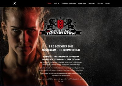 The Amsterdam Throwdown