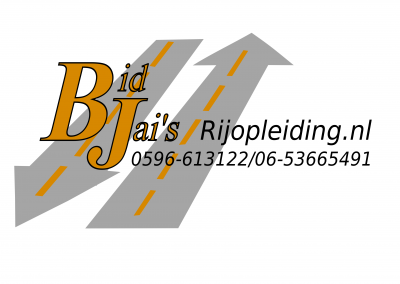 Logo Bidjai's rijopleiding